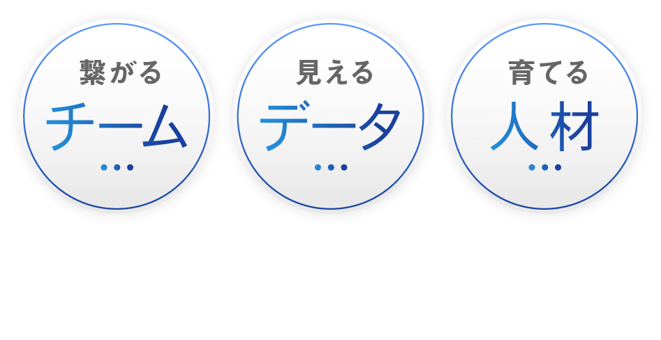 homis Nurseeが訪問看護チームの架け橋となります